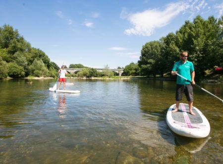 Location de paddle à Berrias-et-Casteljau